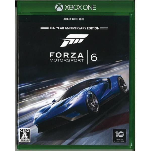 中古 XBOX one Forza Motorsport6|ystore-nextone