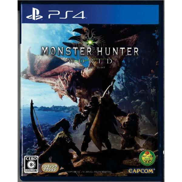中古 PS4 通常版 モンスターハンター:ワールド ystore-nextone