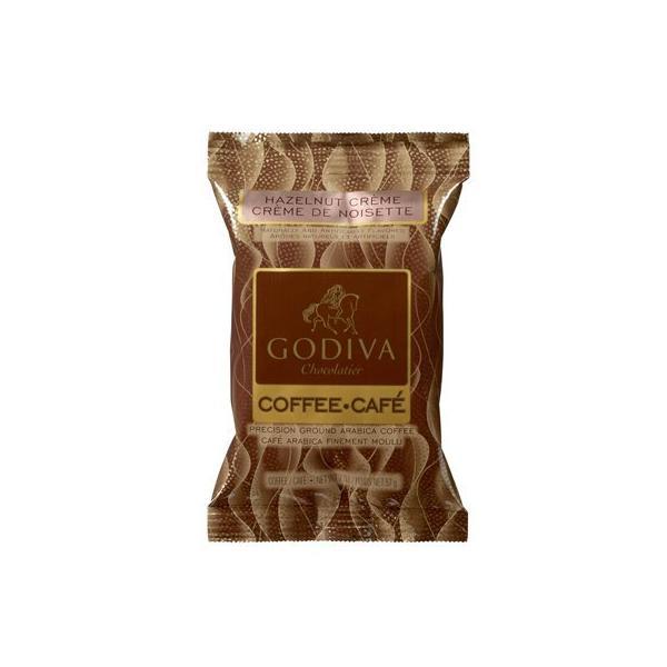 ゴディバ (GODIVA) コーヒー ヘーゼルナッツ クリーム