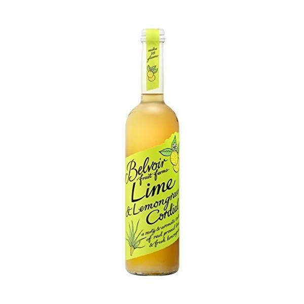 ユウキ コーディアル ライム&レモングラス 500ml