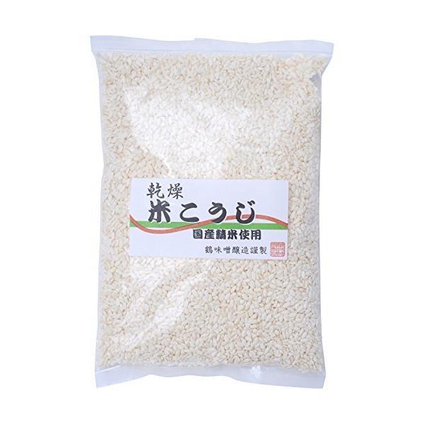 鶴味噌醸造 乾燥米こうじ 500g