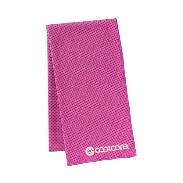 COOL CORE(クールコア) KING KAZU 公認 SUPER COOLING TOWEL ピンク PK