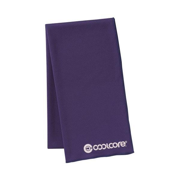 COOL CORE(クールコア) KING KAZU 公認 SUPER COOLING TOWEL パープル VT