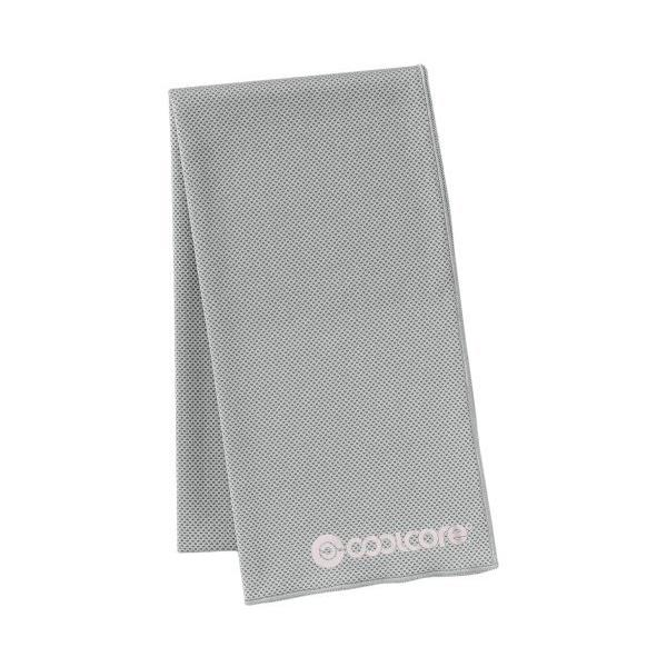 COOL CORE(クールコア) KING KAZU 公認 SUPER COOLING TOWEL グレイ GY