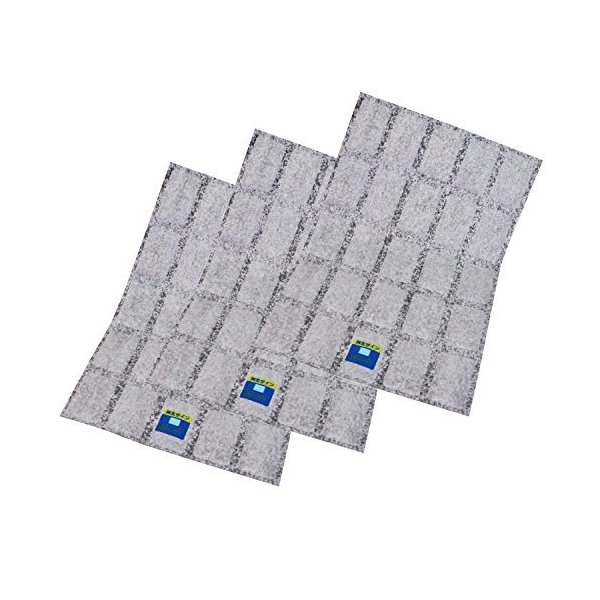 強力 除湿・消臭 シート小スペース用 繰り返し使えるから経済的 2枚入り(お知らせセンサー付)×3セット
