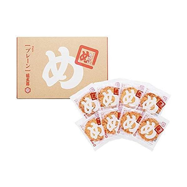 山口油屋福太郎 めんべい プレーン 2枚×8袋