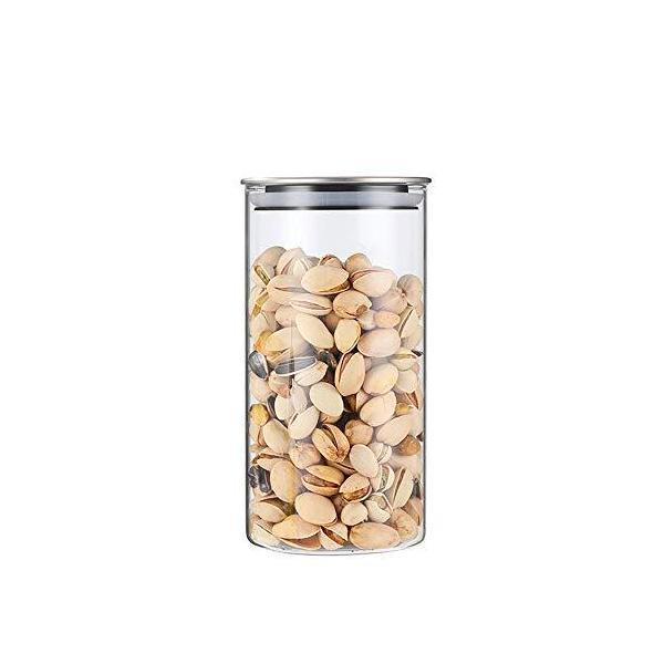 貯蔵タンク 密閉保存容器 パスタ ケース パスタ 保存容器 密閉 コーヒー豆 保存容器 ガラス 密封保存瓶 保存容器 セット ガラス 食品貯蔵容器 保