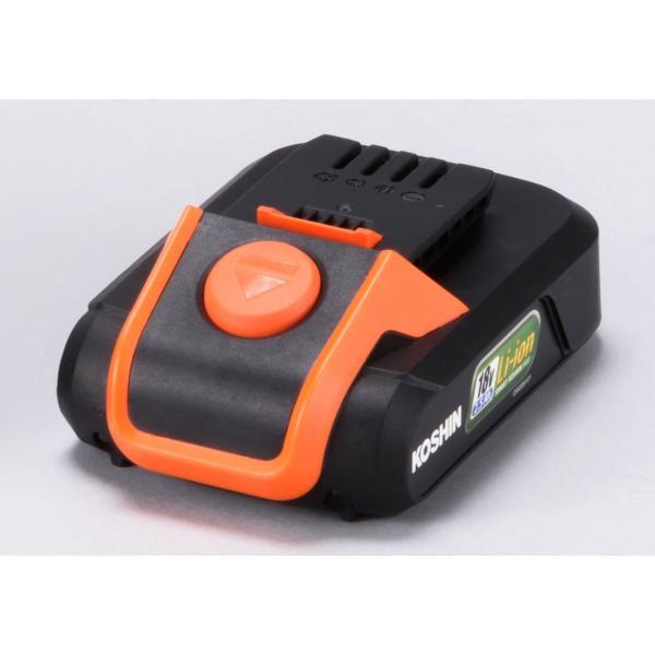 工進 KOSHIN スマートシリーズ バッテリー 18V 2.5Ah PA-380 [1イリ]  #台風 対策 防災セット グッズ 地震 災害 停電 リュック