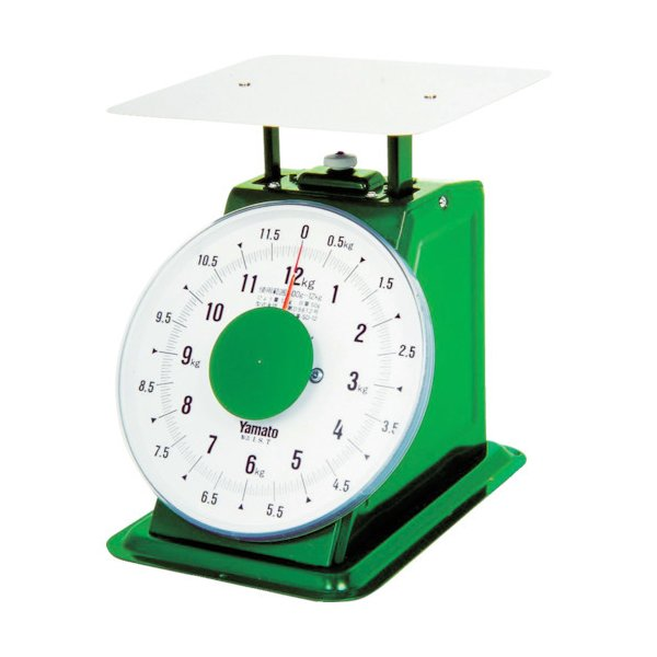 TRヤマト 特大型上皿はかり YSD−50(50kg)
