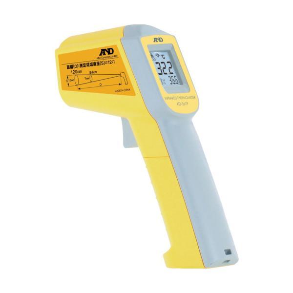 TRA&D 放射温度計(レーザーマーカーつき)