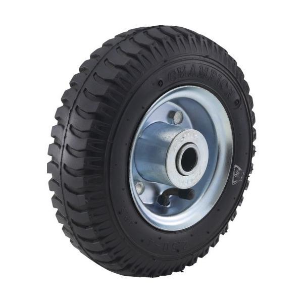 TR TRUSCO 二輪運搬車用車輪 Φ225空気車輪 3011用[1個]