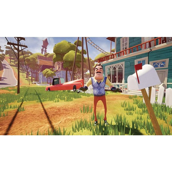 Hello Neighbor PS4ソフト 北米輸入版|ytradecenter|02