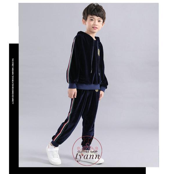 キッズ ダンス衣装 セットアップ ヒップホップ HIPHOP カシミア 子供 ダンス 女の子 トップス ズボン 帽子付き 男の子 スポーツ ステージ衣装 練習着|yu-tyann|11