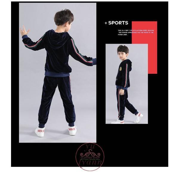 キッズ ダンス衣装 セットアップ ヒップホップ HIPHOP カシミア 子供 ダンス 女の子 トップス ズボン 帽子付き 男の子 スポーツ ステージ衣装 練習着|yu-tyann|12
