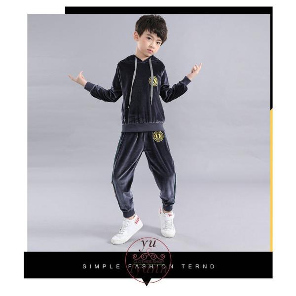 キッズ ダンス衣装 セットアップ ヒップホップ HIPHOP カシミア 子供 ダンス 女の子 トップス ズボン 帽子付き 男の子 スポーツ ステージ衣装 練習着|yu-tyann|05