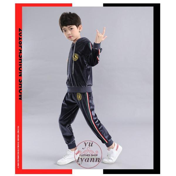 キッズ ダンス衣装 セットアップ ヒップホップ HIPHOP カシミア 子供 ダンス 女の子 トップス ズボン 帽子付き 男の子 スポーツ ステージ衣装 練習着|yu-tyann|06