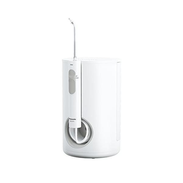 パナソニック 口腔洗浄器 ジェットウォッシャー ドルツ 白 EW-DJ71-W|yu-yu-stoa
