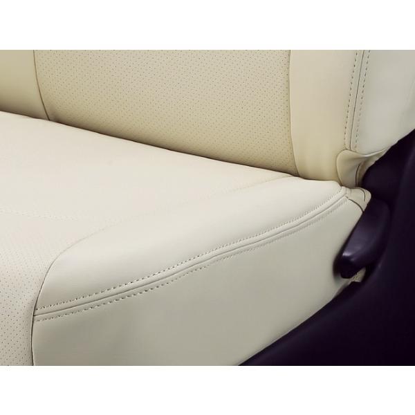 セレナ C27 シートカバー 日産 クラッツィオ 車種別専用設計 汚れ防止  EN-5630 EN-5631 クラッツィオ ジュニア 3列 Clazzio|yubuhin|05