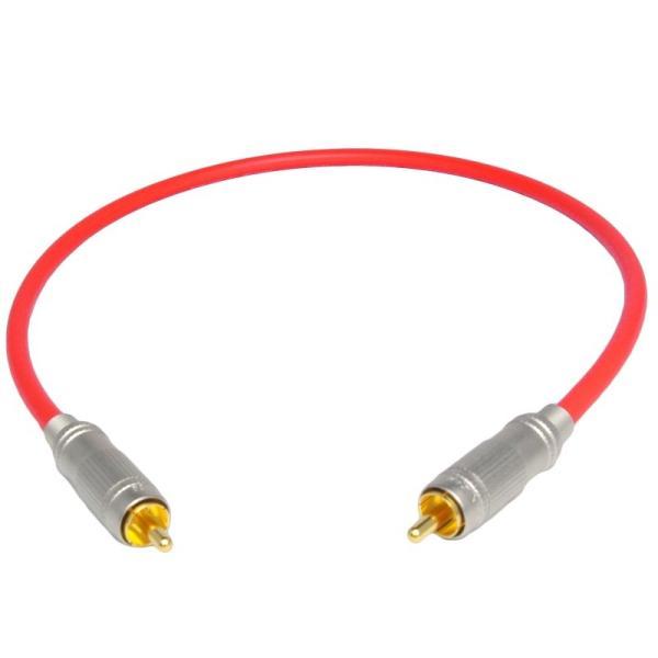 長さ0.5m(50cm) ハイレゾ音源192kHz/24bit対応 同軸デジタルケーブル(coaxial) コアキシャル|yudios|04