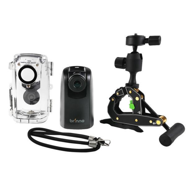 タイムラプスカメラ 屋外 電池式 夜景撮影 カメラ+防水ケースのお買得セット!