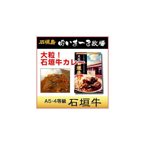 大粒 石垣牛カレー ゆいまーる牧場 沖縄|yuimarlfarm