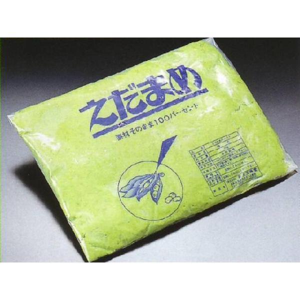 枝豆ペースト 1kg (えだまめ) [冷凍]