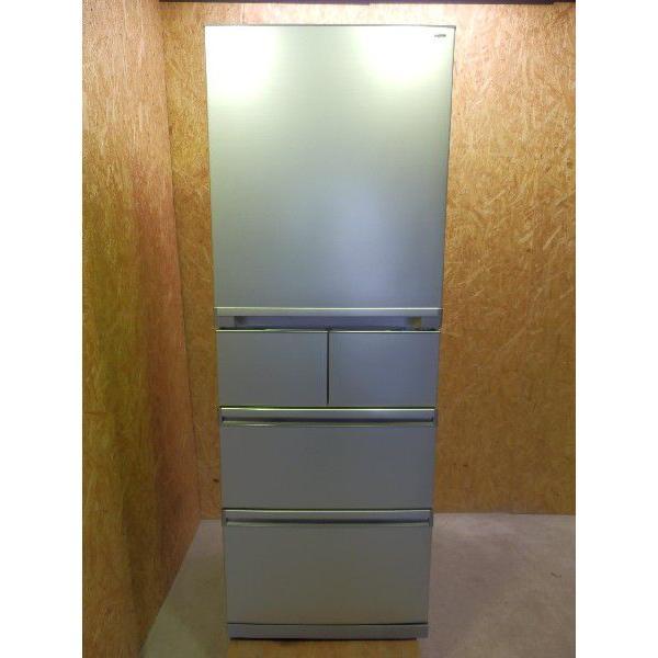 R6500925  SANYO/三洋 冷蔵庫400L自動製氷機付き SR-SD40T(S) 中古 2010年製