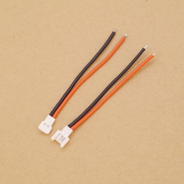 補修パーツ バッテリーコネクタ平型 配線付き [平行輸入品]|yukiguni-net