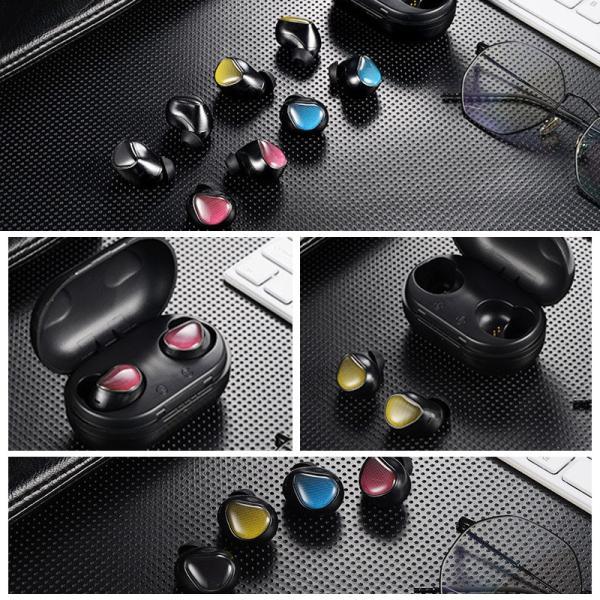 ワイヤレス イヤホン bluetooth 5.0 iphone Android アンドロイド 対応 自動ペアリング 防水 タッチ型 超小型 完全ワイヤレス 片耳 両耳 日本語説明書対応|yukiko121|11