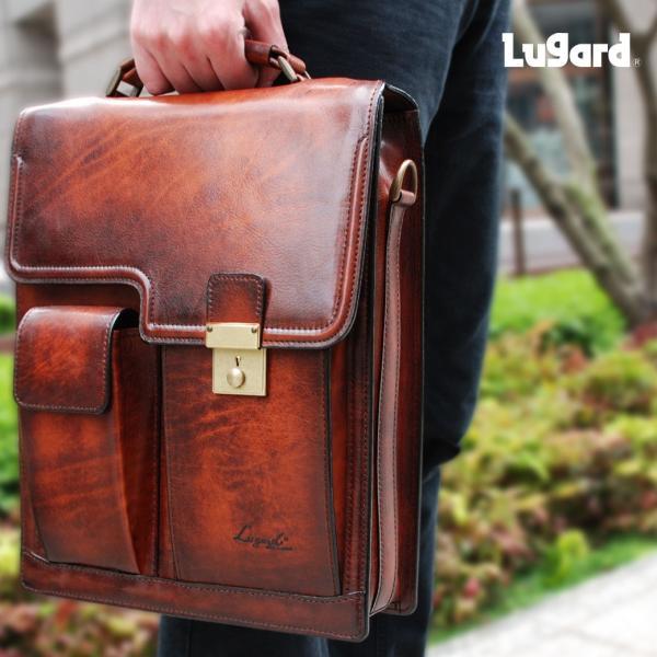 1e28991b9ad5 青木鞄 ビジネスバッグ ブリーフケース メンズ Lugard(ラガード)G3(ジースリー)ビジネス ...
