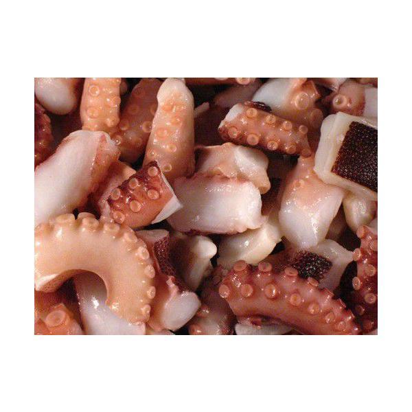 C1 岩蛸ボイルカットタコ6/7gタイプ業務用中国産 1kg×10pc