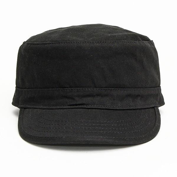 帽子 ワークキャップ newhattan ニューハッタン ミリタリーキャップ サイズ調整アジャスター付 コットン100% 男女兼用 全5色 USA 直輸入モデル 送料無料 6012|yukyuno-tabibito|02