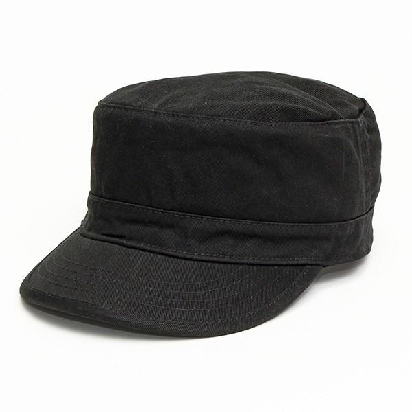 帽子 ワークキャップ newhattan ニューハッタン ミリタリーキャップ サイズ調整アジャスター付 コットン100% 男女兼用 全5色 USA 直輸入モデル 送料無料 6012|yukyuno-tabibito|03