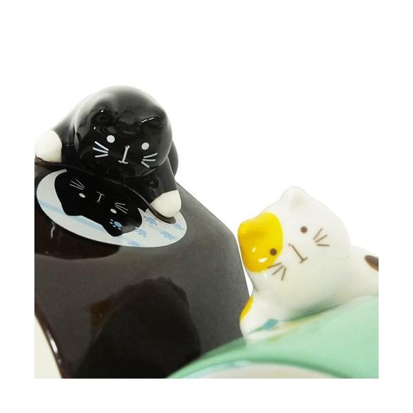 マグカップ ねこ コップ ネコ雑貨 ミラーマグ キッチン雑貨 食器 キッチン雑貨 かわいい おしゃれ キャット プレゼント ギフト|yume-bazar|05