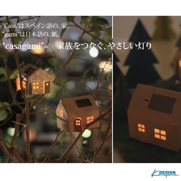 カメヤマキャンドル ミニチュアハウスキット CASAGAMI カサガミ プロパンズ|yumegazai|02