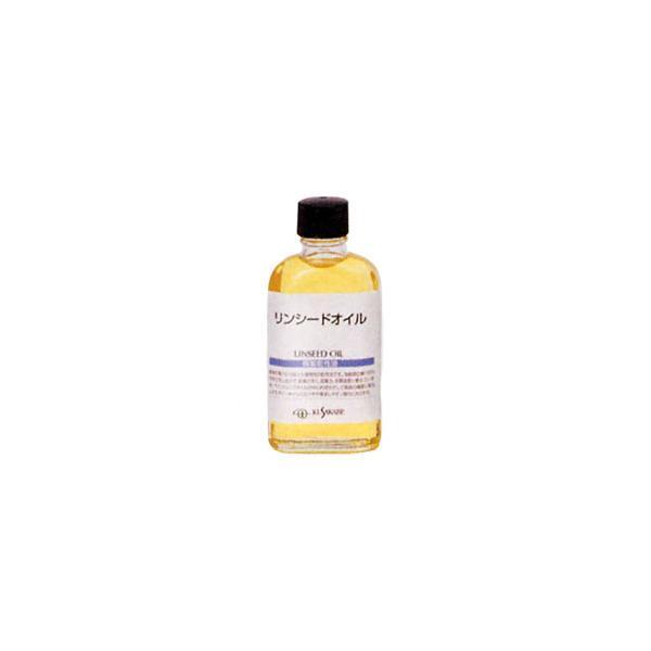 クサカベ 画用液 リンシードオイル 55ml|yumegazai