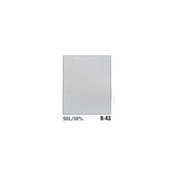 ラジカルスクリーン R-043 50L30% マンガ/コミック用品