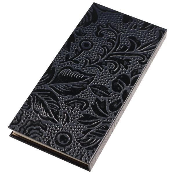 うるし紙 和紙 一筆箋 黒