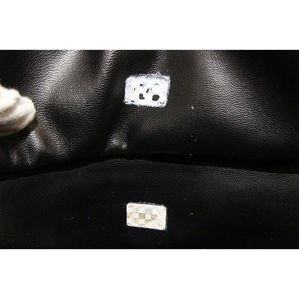 シャネル トートバッグ ココマーク ブラック キャビアスキン 中古 肩かけ チェーンショルダー チェーントート 黒 オールド ヴィンテージ CHANEL