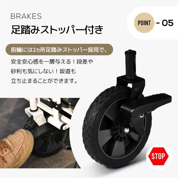 キャリーワゴン 折りたたみ  子供 折りたたみ 台車 バーベキュー キャンプ 持ち運び carry wagon yumeka 10