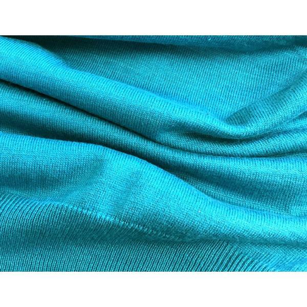 シルクカシミヤ ニット プルオーバー セーター クルーネック シンプル ニットソー ゆるシルエット 5色 メール便送料無料|yumekairo|18