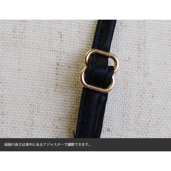 レーススリップ  シルク100% チュールレース サテン 黒/ブラック ドレスインナー 他カラバリ3色 メール便 送料無料|yumekairo|11