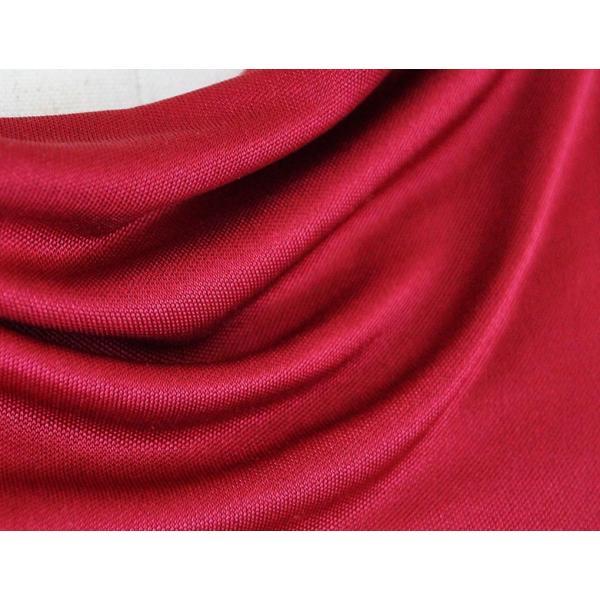 シルク スムース ドレープネック カットソー タンクトップ 絹100% レディース 上品トップス 紫外線対策 カラバリ4色 メール便 送料無料|yumekairo|11