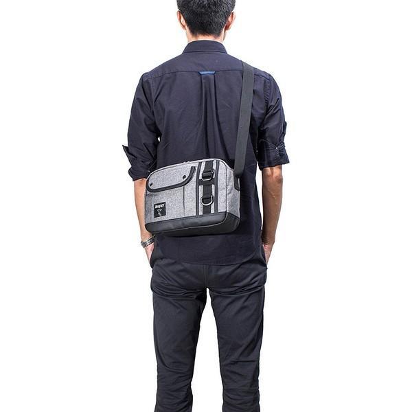 ショルダーバッグ メッセンジャーバッグ ワンショルダー メンズ 斜めがけ カジュアル|yumekakaku