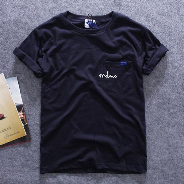 Tシャツ メンズ アメカジ プリントTシャツ カレッジ 半袖Tシャツ ロゴT 文字 カットソー|yumekakaku|02