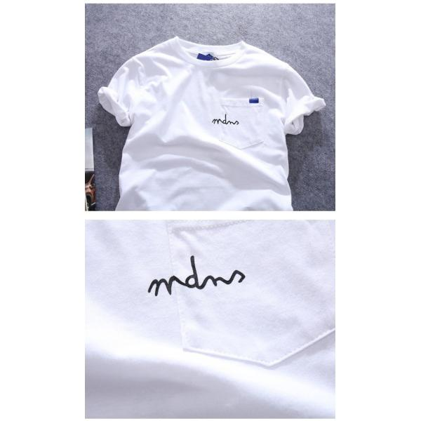 Tシャツ メンズ アメカジ プリントTシャツ カレッジ 半袖Tシャツ ロゴT 文字 カットソー|yumekakaku|04