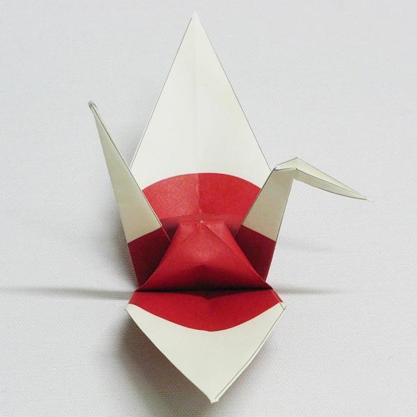 【日本】 国旗折り鶴 折り紙おりがみ おりづる 国旗のデザイン 計50枚 ギフト 留学 お土産 伝統 紹介 知育玩具|yumenetshop|02