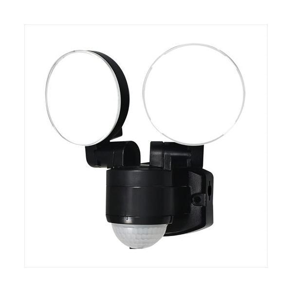 ELPA(エルパ) 屋外用LEDセンサーライト AC100V電源(コンセント式) ESL-SS412AC (APIs)