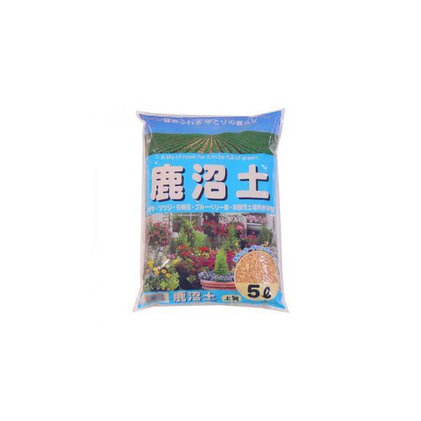 あかぎ園芸 鹿沼土 5L 10袋 (APIs)