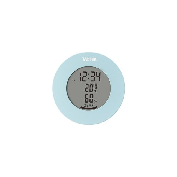 TANITA タニタ デジタル温湿度計 TT-585BL (APIs)